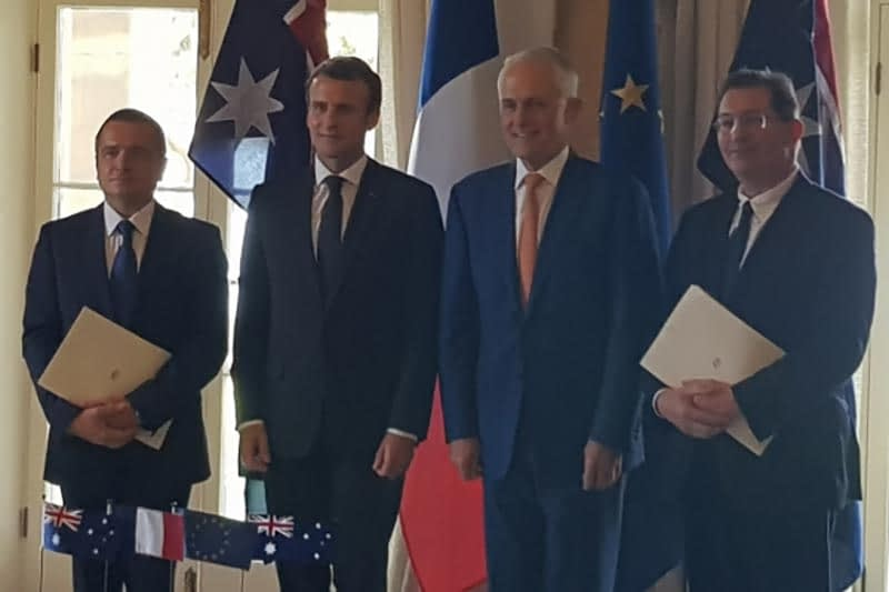 UNSW collaborating with French organisations for solar energy and remote sensing research