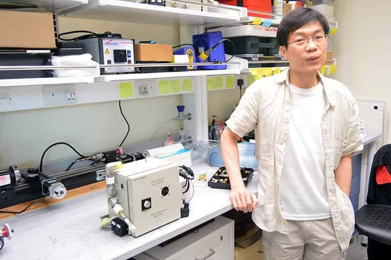 SMART-MIT Research Group developing technology to monitor Singapore's maritime environment using bio-inspired robots and sensors