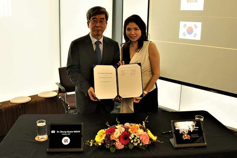 Singapore and South Korea to collaborate on South Korea's first AI Town project