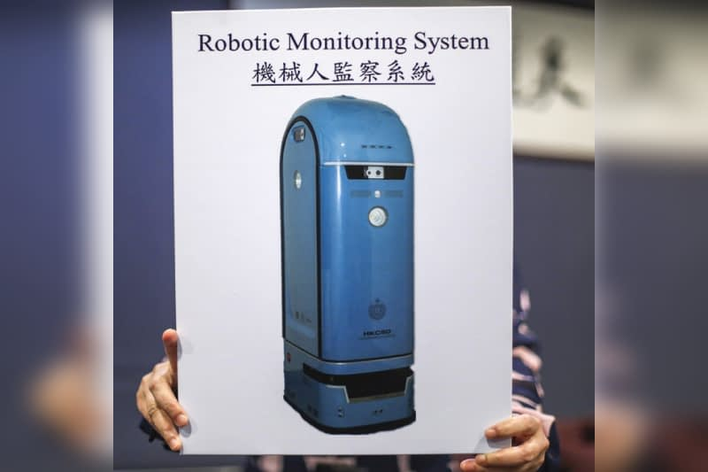 Smart Technology for Hong Kong Prisons