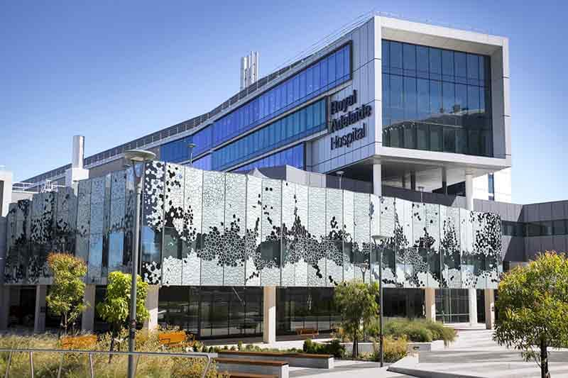 Automated robotic systems to handle medication distribution at the new Royal Adelaide Hospital