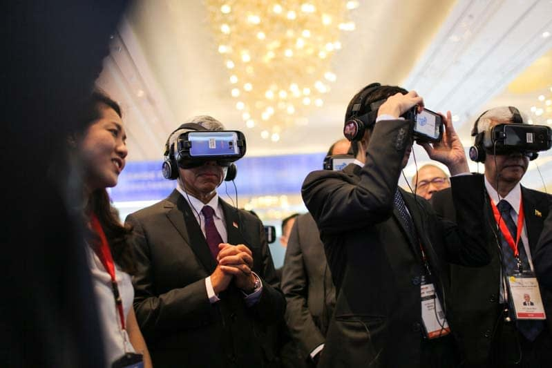 Singapore government exploring the use of virtual reality for school education and enhanced clinical training