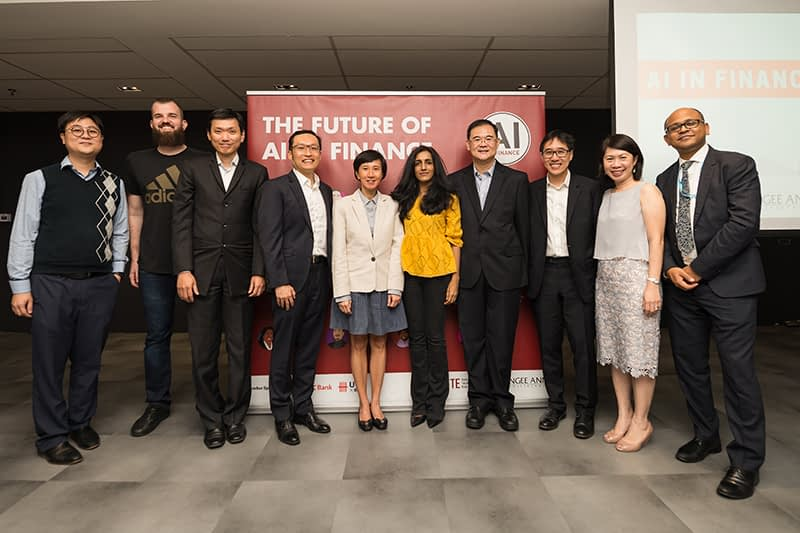 Singapore's Ngee Ann Polytechnic partners London-based CFTE to launch AI in Finance course