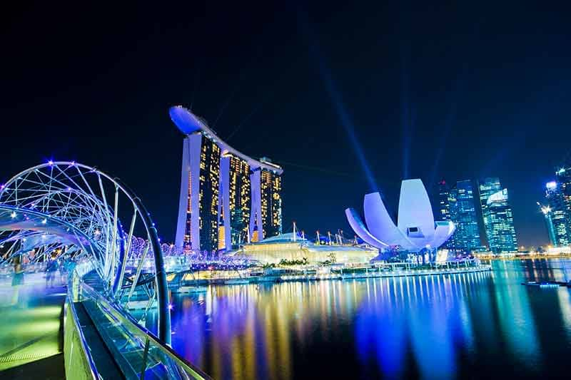 Singapore ranked 1st in Asia and 7th worldwide in Global Innovation Index 2017