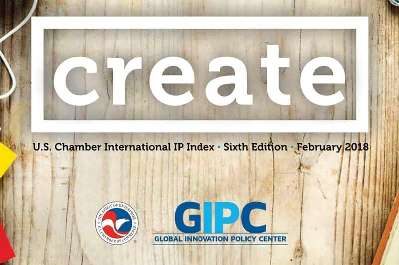 Singapore takes 9th spot in global intellectual property index