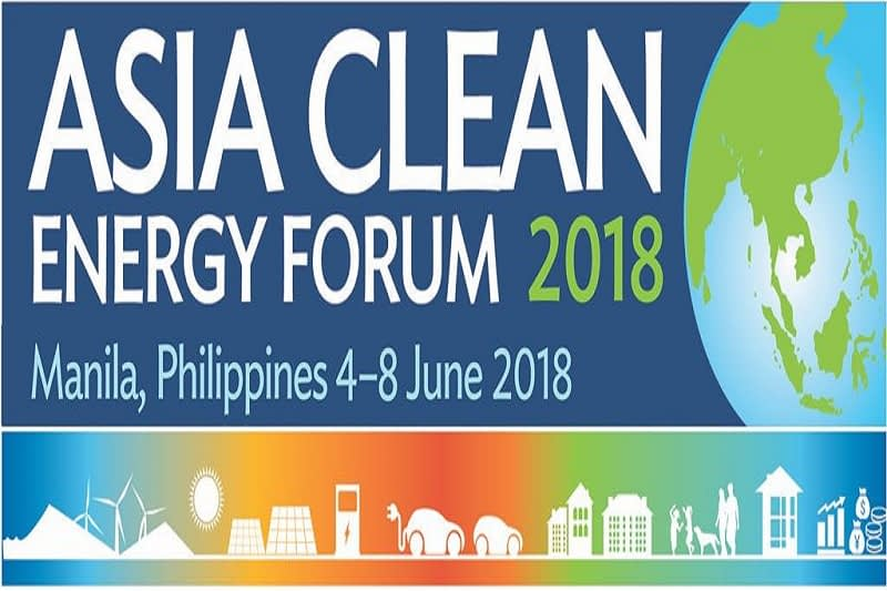ADB's Asia Clean Energy Forum 2018: technology and innovation are key to a clean energy future