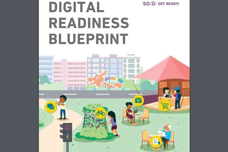 Singapore launches Digital Readiness Blueprint to help Singaporeans thrive in a Smart Nation