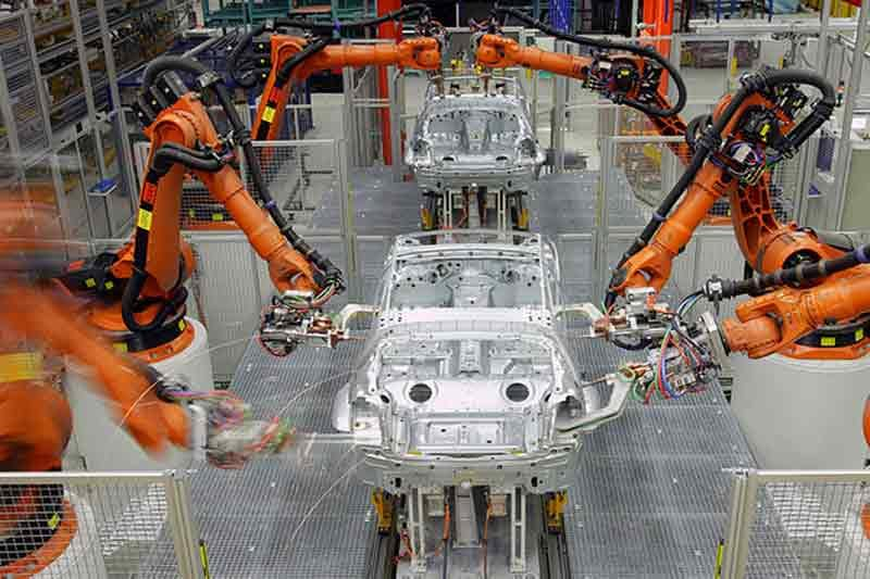Thailand government aims to generate investment of US$6 billion in robotics and automation