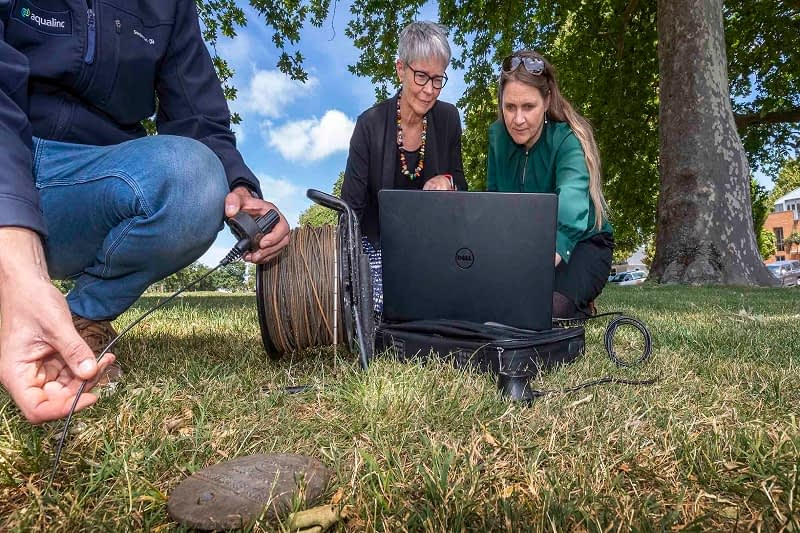 Christchurch City Council Groundwater Monitoring Network