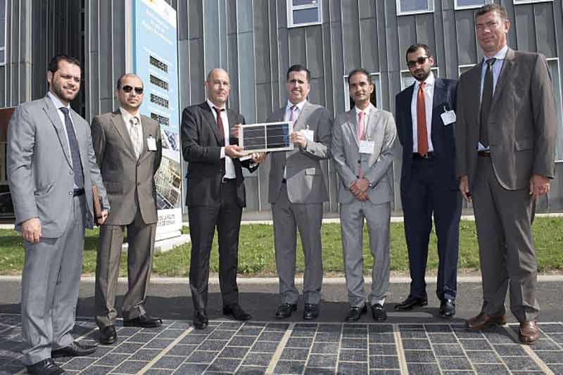 Dubai to get smart lighting poles; photovoltaic cells installed on road surfaces being explored