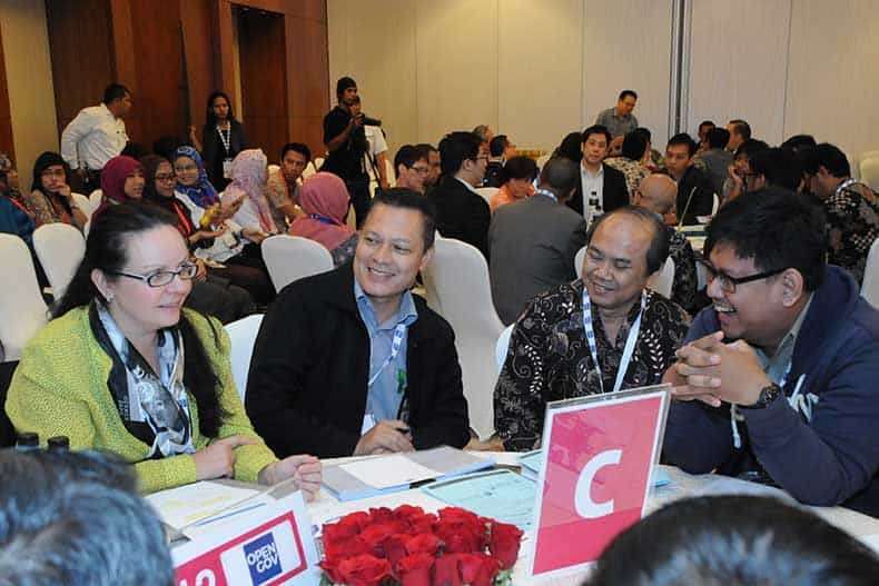 Indonesia OpenGov Leadership Forum 2016 brings Indonesian Public Sector together to discuss digital transformation and how technology will disrupt government service delivery