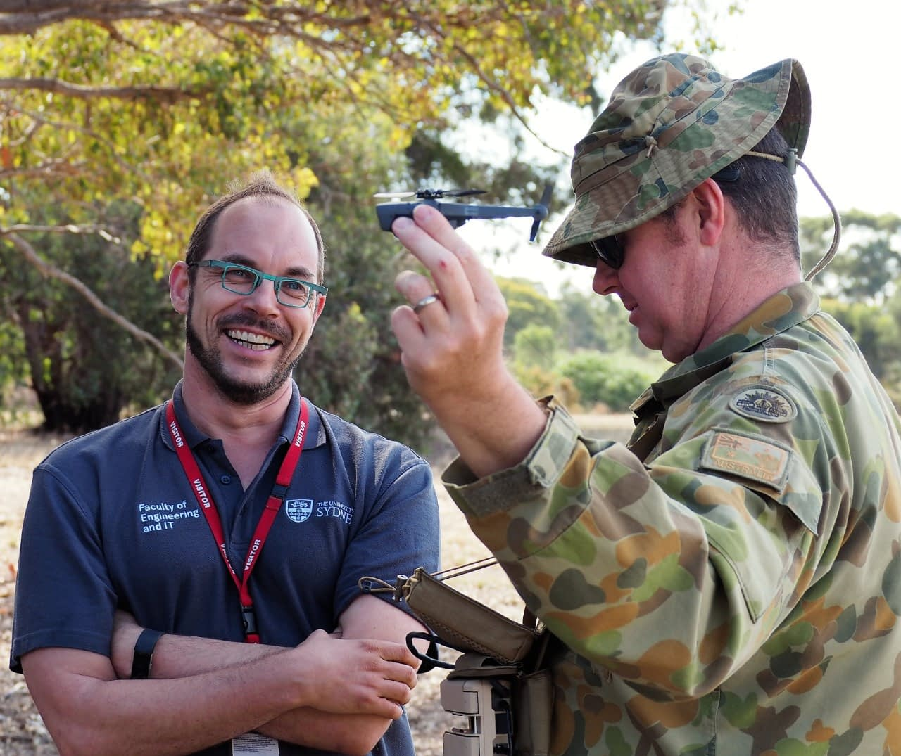 University of Sydney to develop next-gen Small Unmanned Aerial System to enhance defence capability