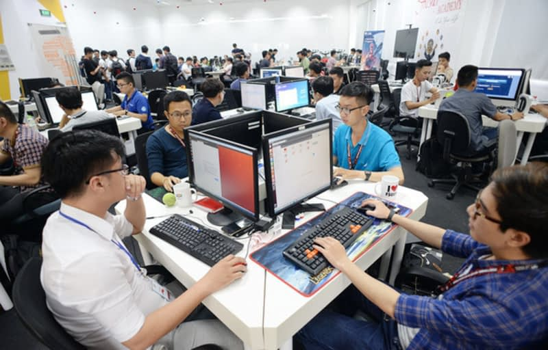 Vietnam IT Industry Growth