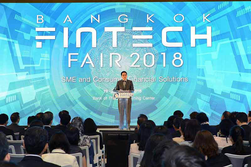 FinTech Industry in Thailand holds Unlimited Prospects