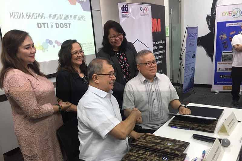 DTI and DOST Philippines partner to launch first government e-commerce platform