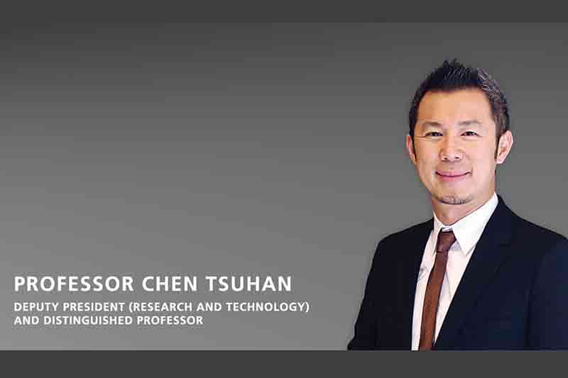 AI Singapore Chief Scientist Professor Chen Tsuhan appointed to lead research at NUS