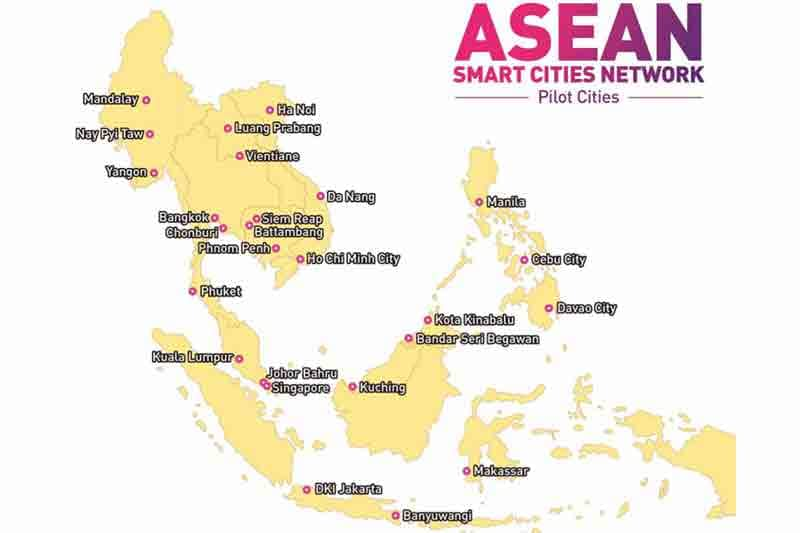 Concept note outlines Singapore's vision for ASEAN Smart Cities Network