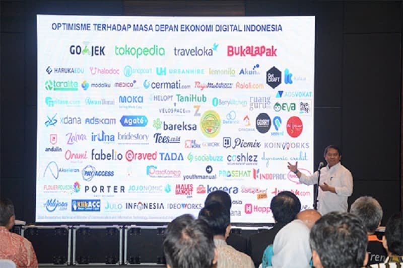 Indonesia to produce talents with coding knowledge through the Del Arrbey Coding and Start-up Academy