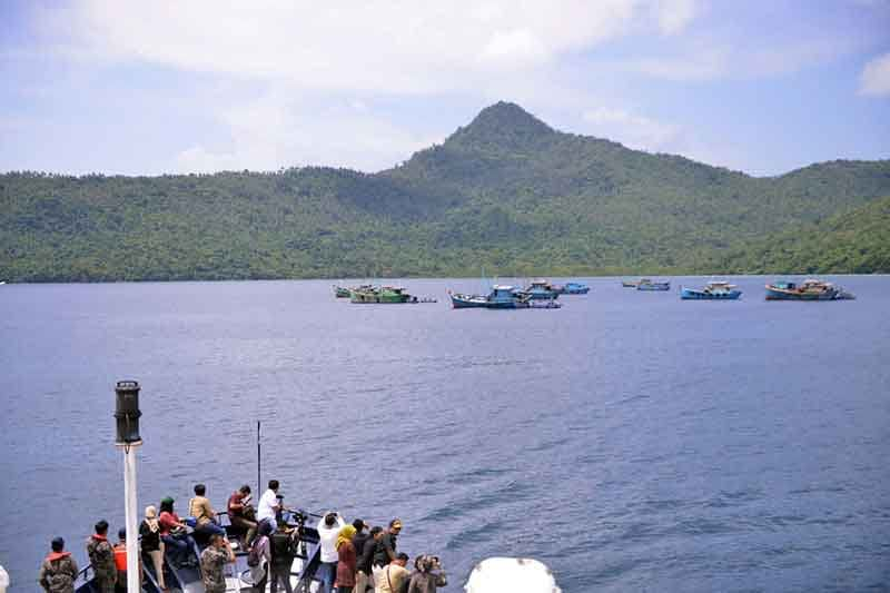 EXCLUSIVE – How Indonesia uses technology to protect its waters and fishing industry