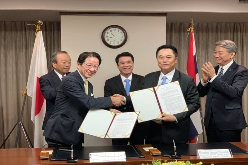 Thailand and Japan Agree to Develop Automation Tech