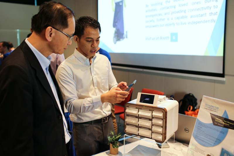 Top 4 grand prize winners for 3rd edition of Ageing-in-Place Tech Challenge announced in Singapore