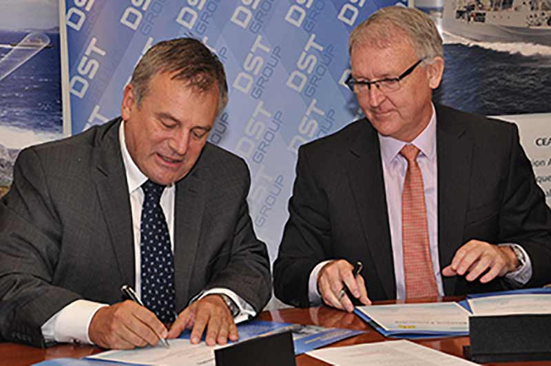 Five-year R&D agreement to develop radar and electronic warfare solutions for Australian Defence