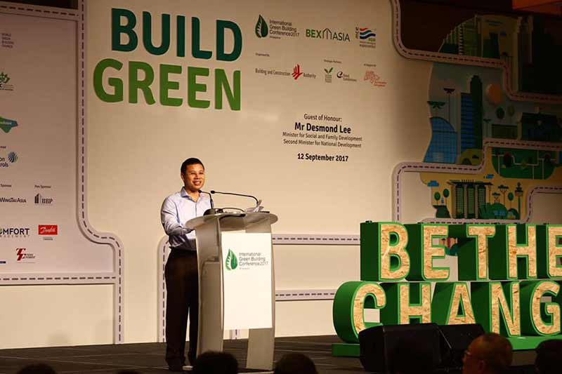 BCA Singapore announces phased roll out of new initiatives arising from review of 3rd Green Building Masterplan