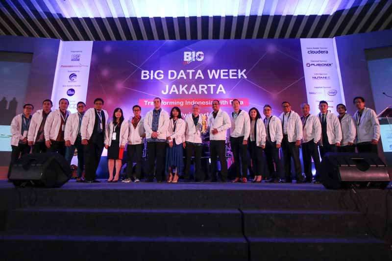 Big Data Week Jakarta 2017 – Cloudera's BASE initiative officially launched in Indonesia