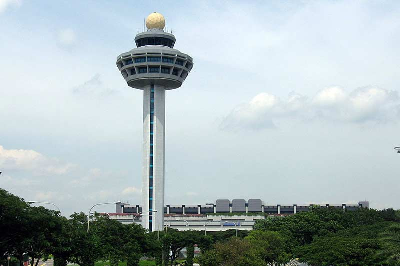 Smart digital tower for air traffic control to be trialled at Singapore's Changi Airport