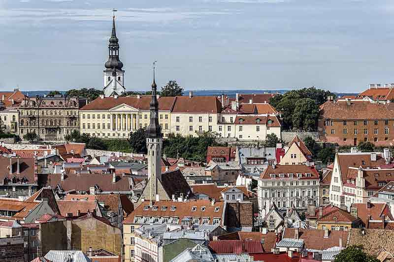 Estonia planning to launch crypto-tokens to drive growth of the country's e-resident community