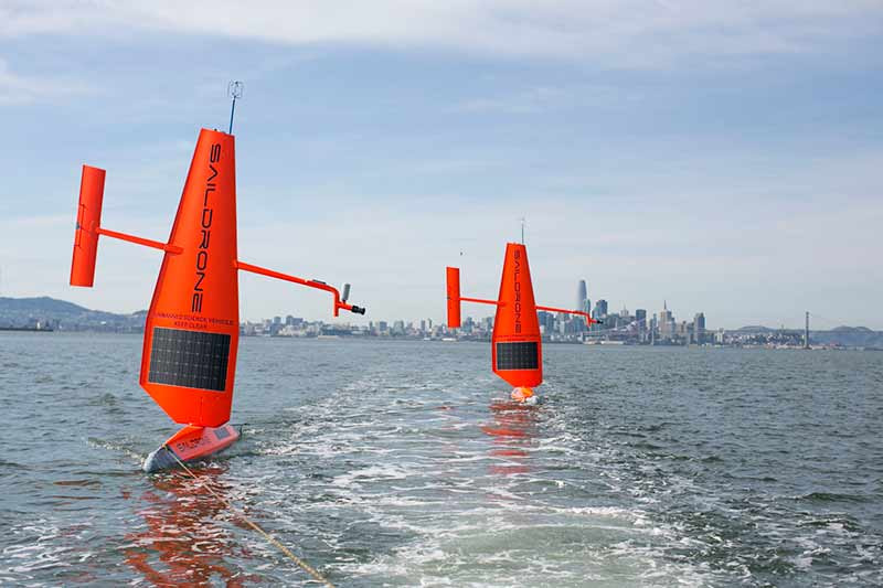 Australia announced deployment of new research drones for ocean observations
