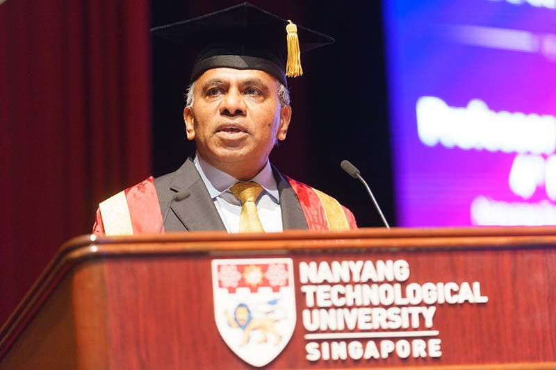 New institute at NTU Singapore to study impact of technological changes on society