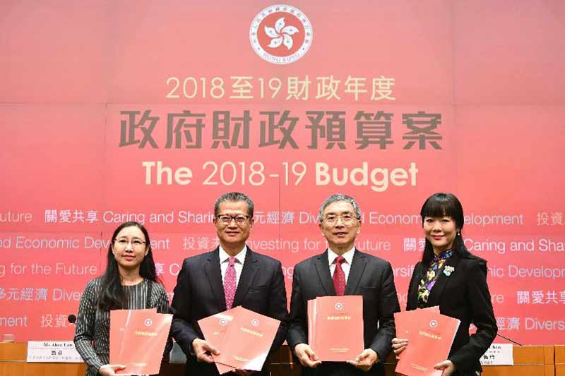 Hong Kong Budget 2018 takes bold and targeted approach to invest in technology and innovation