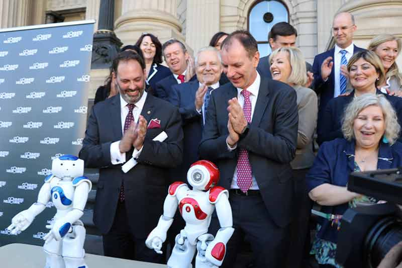 Victoria launches All-Party Parliamentary Group on Artificial Intelligence