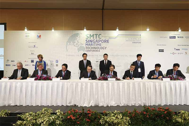 MPA Singapore signs seven agreements to drive digitalisation and innovation in maritime sector
