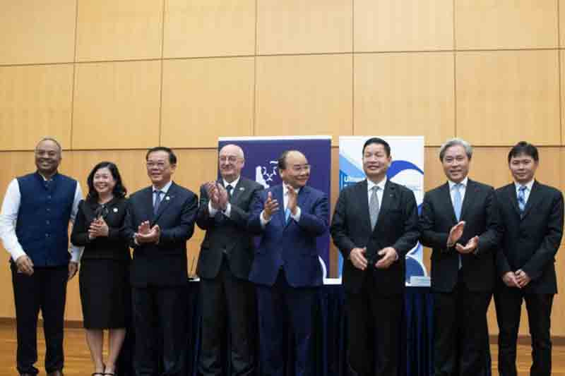 SMU forges partnerships to promote innovation and entrepreneurship in Vietnam