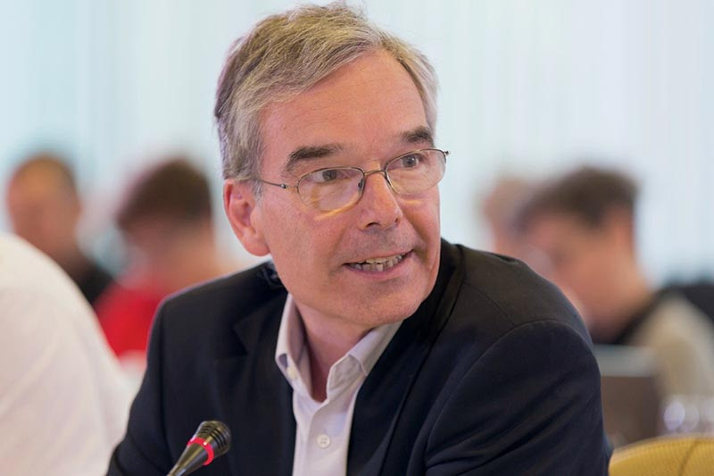 OpenGov speaks to Dr Claus Habfast