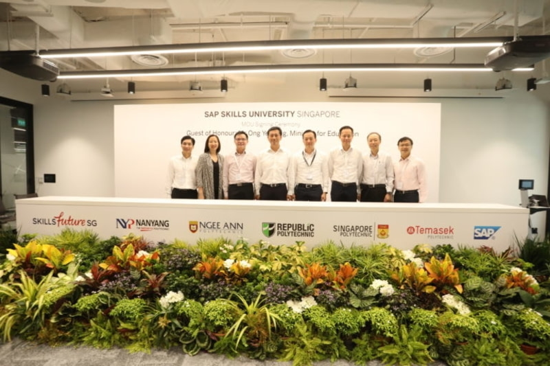 Educationally investing in ICT: Five Singapore Polytechnics