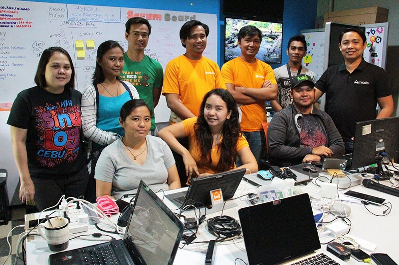 University of the Philippines Cebu improves taxi-hailing experience with technology