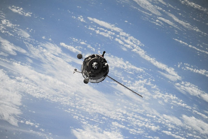 Superconducting Magnets in Satellites