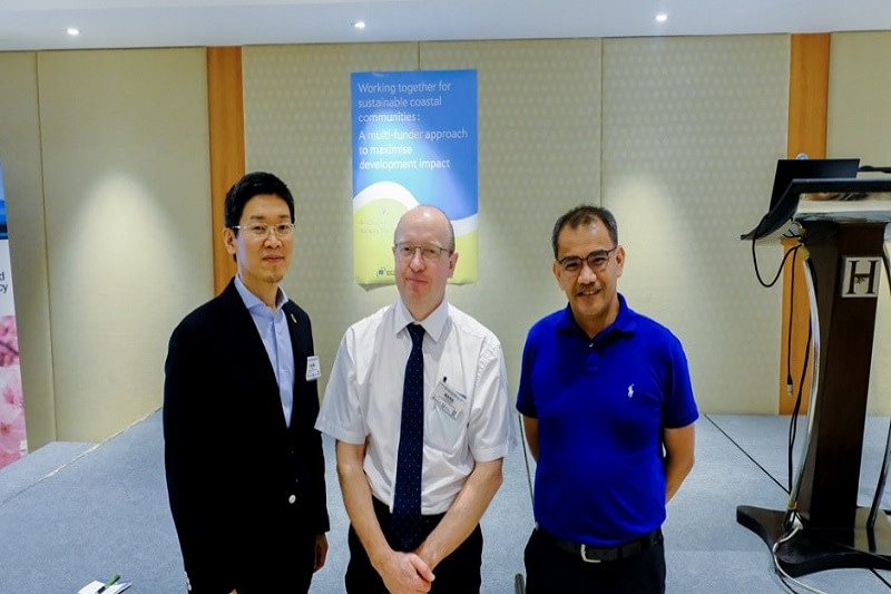 Philippines Japan and UK Collaboration for Sustainable Coastal Communities