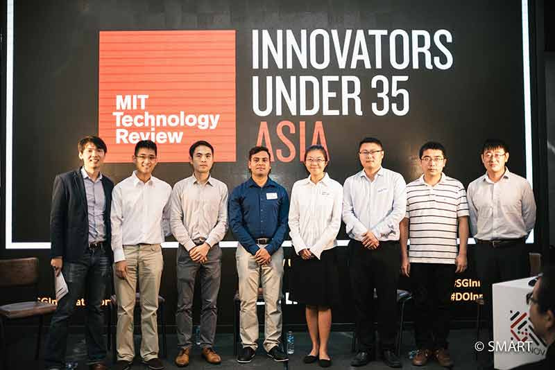 MIT Technology Review recognises Asia's top innovators under 35